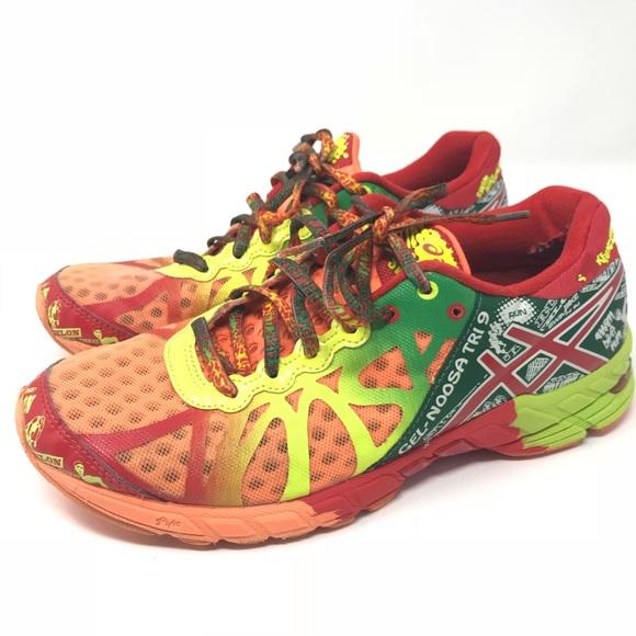 Asics Gel Noosa Tri 9 Triathlon Shoes size 8